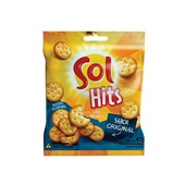 Biscoito Hits Sabor Original 40g Sol