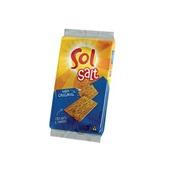 Biscoito Salgado Salt Original 150g 1 Pacote Sol