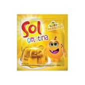 Gelatina em Pó Maracujá 25g Sol