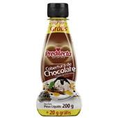 Cobertura de Chocolate 200g Predilecta