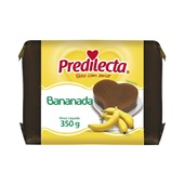 Banana Bloco 350g Predilecta