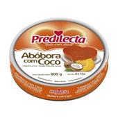 Abobora com Coco Lata 600g Predilecta