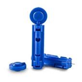 Lancetas Simple Touch Glucosure 30G com HC144 100 UN Multilaser