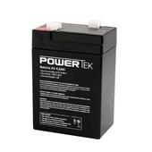 Bateria Powertek 6V 4,5AH EN003 1 UN Multilaser