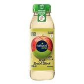Suco de Maça Verde e Vermelha Garrafa 300ml 1 UN Natural One
