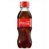 Refrigerante Coca Cola 200ml Garrafa