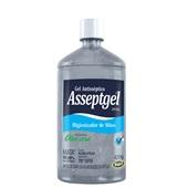 Álcool em Gel Antisséptico para Mãos 70% Aloe Vera 420g 1 UN Asseptgel