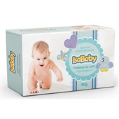 Sabonete Hidratante Infantil Proteínas do Leite 80g 1 UN Isababy