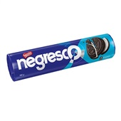 Biscoito Recheado Chocolate com Baunilha 140g Negresco