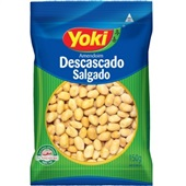 Amendoim Descascado Salgado 150g Yoki