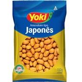 Amendoim Japonês 150g Yoki