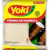 Farinha de Mandioca 500g Yoki