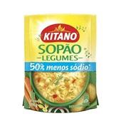Sopão de Legumes com Macarrão 196g Kitano