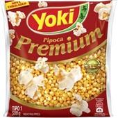 Milho para Pipoca Premium 500g Yoki