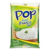 Arroz Branco Tipo 1 1kg Pop