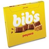 Chocolate Paçoca 61,5g 1 UN Bibs