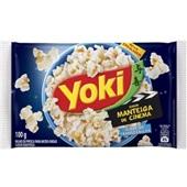 Pipoca para Microondas Manteiga de Cinema 100g Yoki