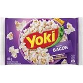 Pipoca para Microondas Bacon 100g Yoki
