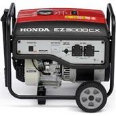 Gerador EZ3000CX LB 3.0KVA 120V Honda