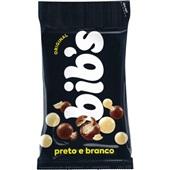 Confeito Chocolate Preto e Branco 40g 1 UN Bibs