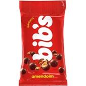 Confeito Chocolate com Amendoim 40g 1 UN Bibs