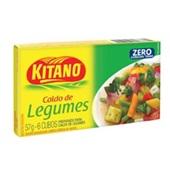 Caldo de Legumes 57g 6 Cubos 1 UN Kitano