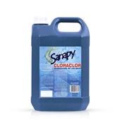 Cloro Pronto Uso 2,5 a 3% 5L 1 UN Sanapy