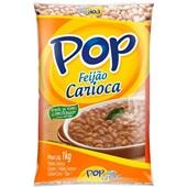 Feijão Carioca Tipo 1 1kg Pop