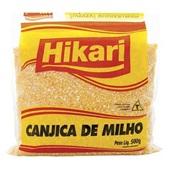 Canjiquinha de Milho Xerém 500g Hikari