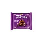 Chocolate Amêndoas e Passas 90g 1 UN Talento