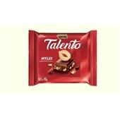 Chocolate ao Leite Avelãs 90g 1 UN Talento