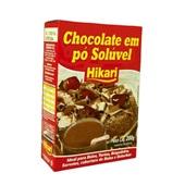 Chocolate em Pó 200g Hikari