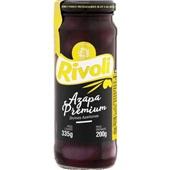 Azeitona Preta Premium 200g Rivoli
