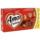 Bombom Amor Carioca 200g 1 UN Neugebauer