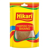Tempero Baiano 50g Hikari