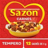 Tempero para Carne 60g Sazon