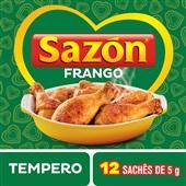 Tempero para Frango 60g Sazon