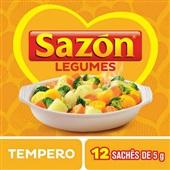 Tempero para Legumes 60g Sazón