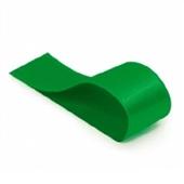 Fita de Cetim Liso Verde 3,5mm x 100m 1 UN Cromus