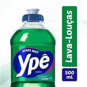 Detergente Líquido 500ml Limão 1 UN Ypê