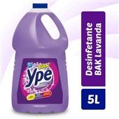 Desinfetante Bak 5L Lavanda 1 UN Ypê