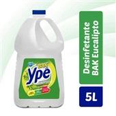 Desinfetante Bak Eucalipto 5L 1 UN Ypê