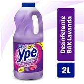 Desinfetante Bak Lavanda 2L 1 UN Ypê