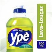 Detergente Líquido Capim Limão 500ml 1 UN Ypê