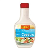 Molho para Salada Caseiro 240ml Hikari
