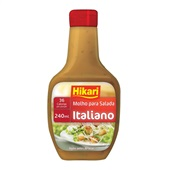 Molho para Salada Italiano 240ml Hikari