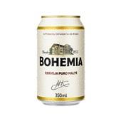 Cerveja Puro Malte Lata 350ml Bohemia