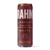 Cerveja Duplo Malte 350ml Lata Brahma