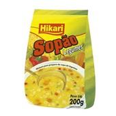 Sopão de Legumes 200g Hikari