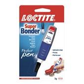 Cola Super Bonder Perfect Pen 3g 1 UN Henkel